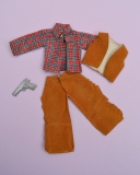 GI Joe Action Jackson outfit