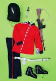 Action Man Action Team Grenader Guard uniform