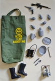 GI Joe Action Man Action Team Special Operations Kit, German issue