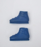 Big Jim Z shoes blue ski boots for #9430 or #9492 ski outfits