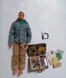 Bionic Man doll Mr Goldman 1