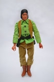 Lone Ranger doll Red Sleeves The Stage Robbery outfit