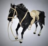 Lone Ranger horse Smoke