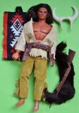 Big Jim doll Karl May doll Bloody Fox