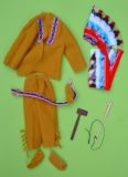 Big Jim outfit Winnetou and Old Shatterhand outfit Chief