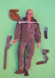 Big Jim doll Karl May Old Shatterhand with Scout outfit