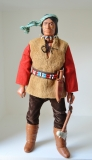 Lone Ranger doll A Red Sleeves