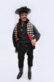 Lone Ranger doll Butch Cavendish