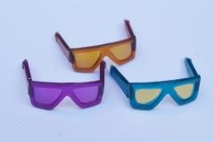 Ken 1982 Sun Gold Superstar glasses