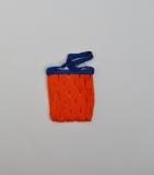 Skipper 1978 #1409 Beach Party outfit purse