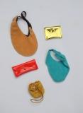 Barbie 1980 PAK purses.