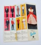 Barbie 1965 booklet European (Dutch)