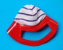 Barbie 1975 #7422 visor or hat