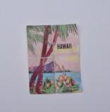 Barbie 1965 #1631 Aboard Ship, travel leaflet Hawaii