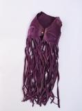 Barbie 1972 Live Action PJ purple fringe vest
