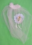 Barbie 1974 outfit #7974 European exclusive Nozze Felizi veil and bouquet