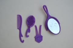 Barbie 1983 Magic Curl acccessories