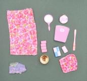 Skipper 1965 Beauty Bath accessories