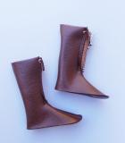 Barbie acc ken 1965 #1415 Mr Austronaut brown boots