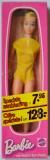 Barbie doll 1973 #8587 Standard NRFB European exclusive linda