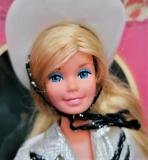 Barbie doll 1980 Western Superstar 2