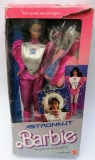 Barbie doll 1985 Astronaut black 1