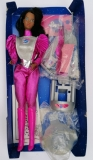Barbie doll 1985 Astronaut black 2