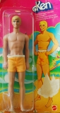 Barbie Ken doll 1977 Spiel Mit European Exclusive