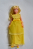 Skipper doll 1977 Partytime, with lashes, European exclusive, new condition