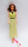 Barbie doll 1973 Quick Curl Kelley