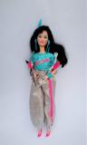 Barbie doll 1985 Rock Stars Dana 1