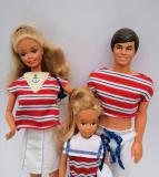 Barbie doll 1984 Maritim lot 2