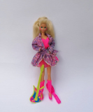 Barbie doll 1989 Barbie and the Beat 1