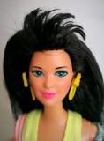 Barbie doll 1990 Marina Weekend, Euro 2
