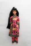 Barbie doll 1993 DOTW China 1