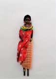 Barbie doll 1994 DOTW Kenya  1