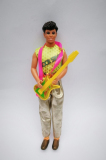 Ken doll 1985 Rock Stars Derek 1
