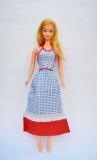 Barbie doll 1974 #8587 Standard inFrancie #8644 dress