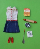 Skipper outfit 1965 #1912 Cookie Tim