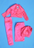 Barbie outfit 1964 #1611 Satin N Rose