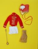 Barbie outfit 1964 #875 Drum Majorette