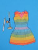 Barbie outfit 1965 #1619 Fun n Game