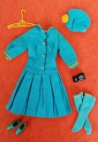 Barbie outfit 1969 #1872 Seaworthy, complete
