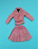 Francie outfit 1966 #1259 Checkmates.