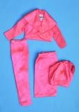 Barbie outfit 1964 #1611 Satin N Rose