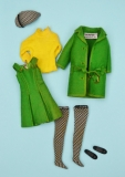 Skipper outfit 1966 #922 Town Togs