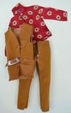 ken outfit 1971 #1439 Suede Scene