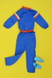 Ken outfit 1979 #1404 Blue Jogging suit