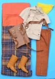 Ken outfit 1973 #7706 Safari GUAG