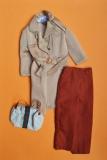 Ken outfit 1979 #2798 rain coat